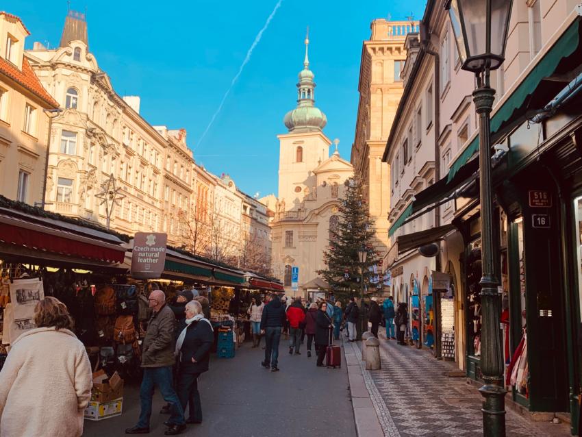 Stedentrip: Praag