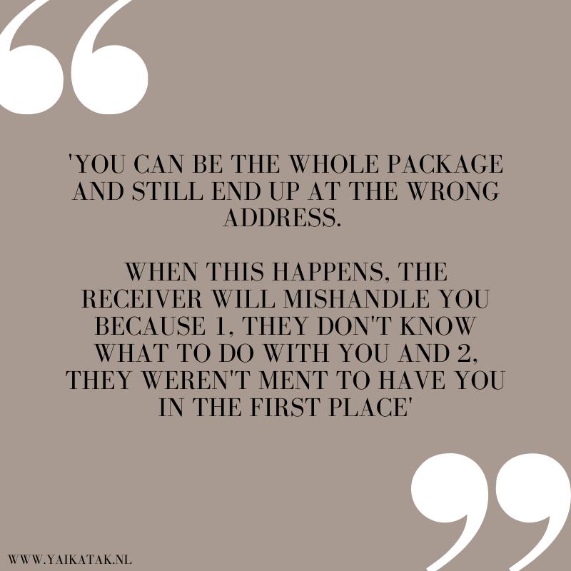 Inspirerende quotes | Yaika Tak