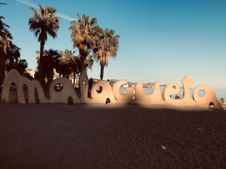 malaga strand