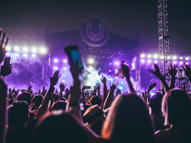 8D audio: beleef een concert vanuit je eigen woonkamer