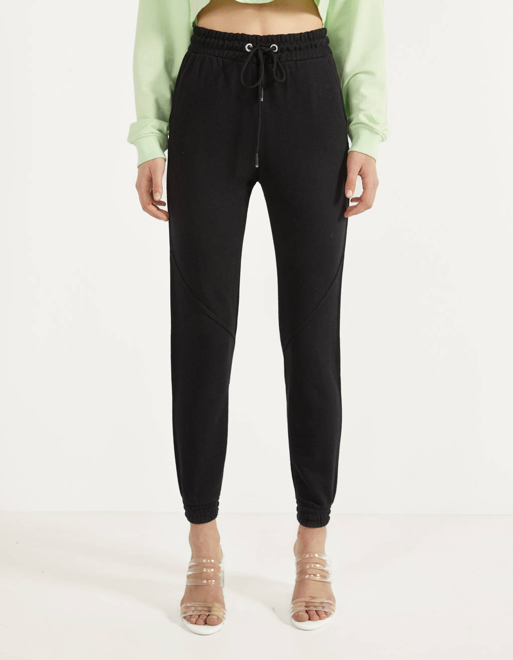joggingbroek Bershka