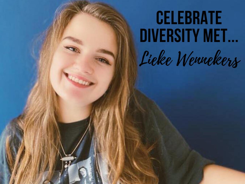 Celebrate diversity met … Lieke Wennekers