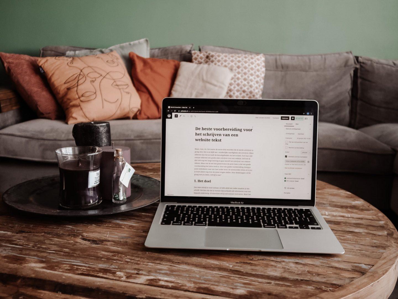 Tips om de beste webtekst te schrijven voor jouw lezers