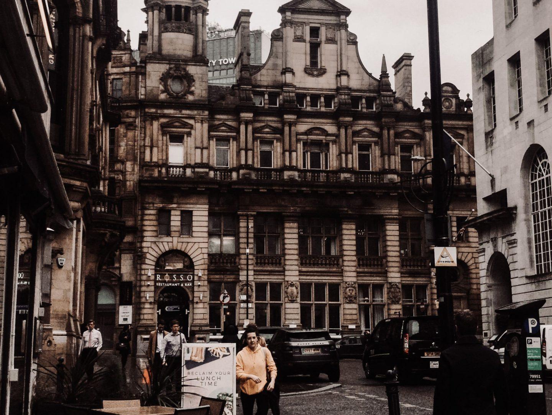 Manchester stedentrip