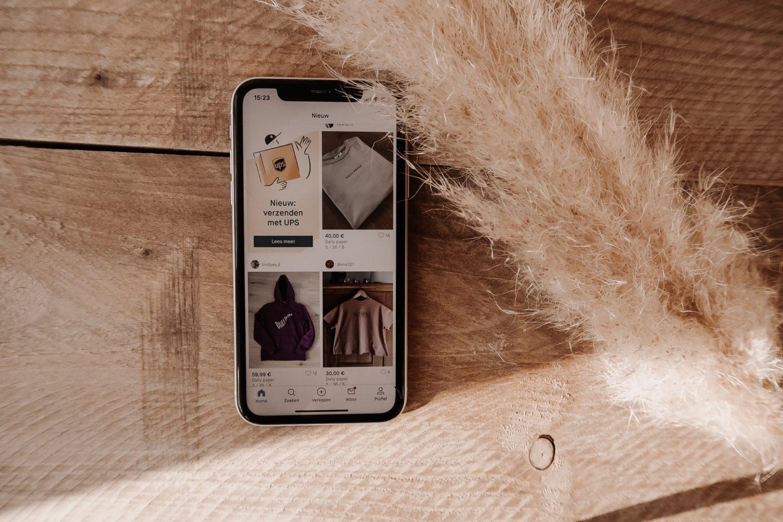 kleding verkopen vinted